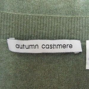 Autumn Cashmere Sweaters - AUTUMN CASHMERE LONG SWEATER TUNIC Size S